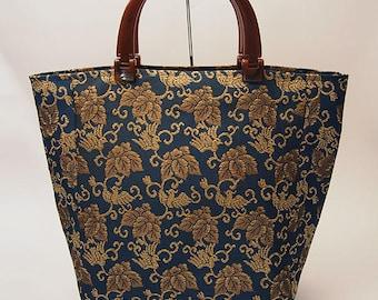 Phoenix Kimono Obi Bag