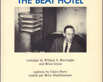 CHAPMAN, Harold. The Beat Hotel.