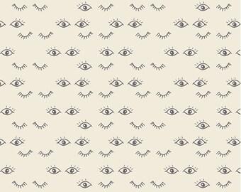 Meadow Dreams Pure - Hello Ollie - Art Gallery Fabrics - Organic Cotton - Poplin by the Yard