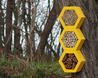BEE HOTEL, Insect house, Mason bee home - Superiorhotel Dijon