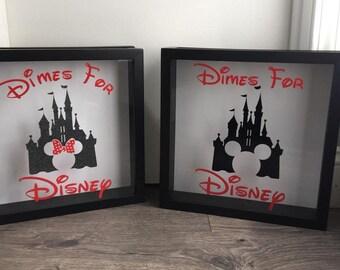 Dimes for Disney Bank