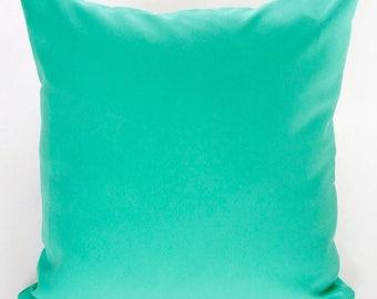 Sea Foam Pillow, Decorative Pillow, Cushions, Throw Pillow, Pillow Cover, Couch Cushions, Accent Pillows