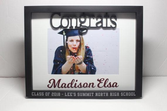 Personalized FREE Graduation Frame Senior High School College