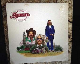 America's History Greatest Hits NM Record Album