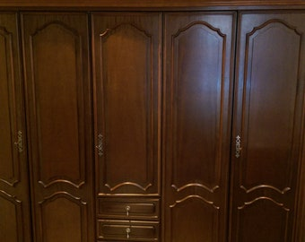 Stunning French Wardrobe/Armoire In LOUIS XV STYLE