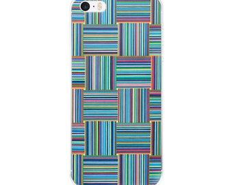 Mayan Riviera iPhone Case by Carla Bank