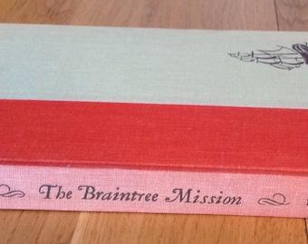 A vintage copy of The Braintree Mission by Nicholas E Wyckoff
