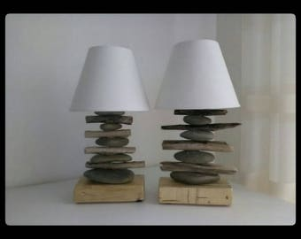 Marine Wood Lamp