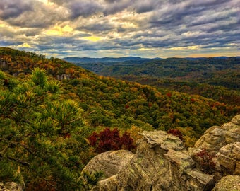 Fall in East Tennessee