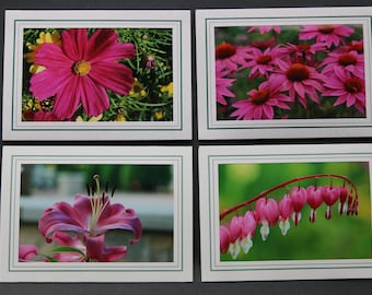LoJo Photo Cards - Pretty in Pink