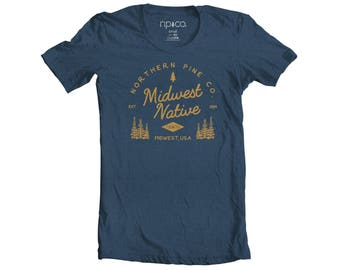 Midwest USA Tee