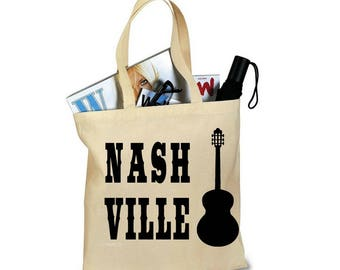 Nashville Tote Bags - Farmers Market Totes