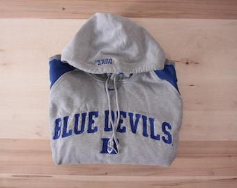 Nike Blue Devils hooded sweatshirt