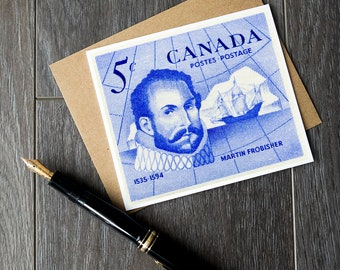 Canadian history teacher gift, Canada history classroom decor, history teacher retirement card, teacher appreciation cards, canadian posters