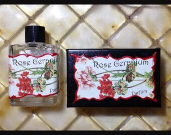 Rose Geranium Perfume OIl