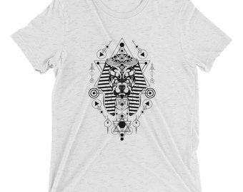 T shirt Anubis Graphic Design Egypt Boheme