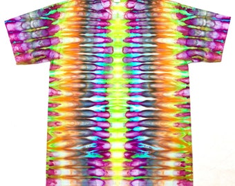 Large Tie Dye Chroma Veins T-shirt
