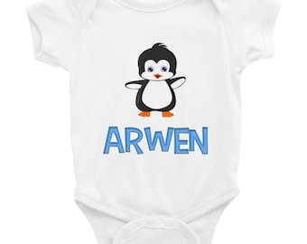 Arwen Penguin Infant Bodysuit