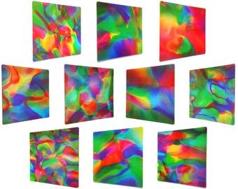 COSMOLLAGE Print Series - 10 Lenticular GIF Prints