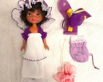 Rose Petal Place Iris Doll