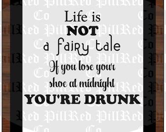 Fairy Tale Life Decal