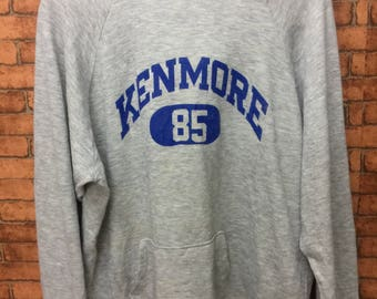 CHAMPION KENMORE 85 Hoodies Long Sleeve Hoodies Extra Large Size Made in USA
