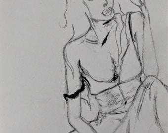 Self Portrait (in body)