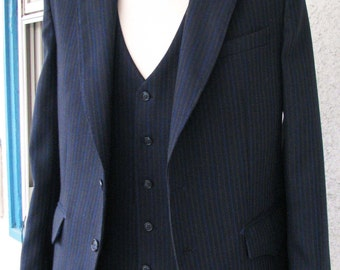 The 1920s Business Suit----1909 Bespoke