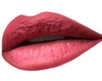 Babs Vegan Pink Lipstick - Natural Organic