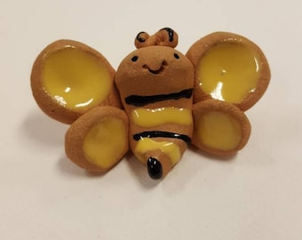 Little Guys Ceramic Bee