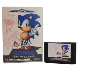 Sonic the Hedgehog Soap Mega Drive Edition Licensed by Sega, Sonic, Sonic the Hedgehog, Game Controller, Genesis, 16 bit, Retro Gaming, Sega