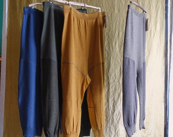 SALE knickers upcycled cashmere merino wool crafted from fine knit sweaters this is upcycling this is slow fashion this is the future