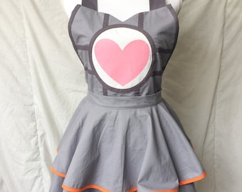 Gamer Apron- Companion Apron- Character Apron- Cosplay Apron