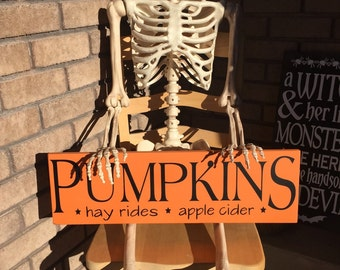 Pumpkins, Hay Rides, Apple Cider Board