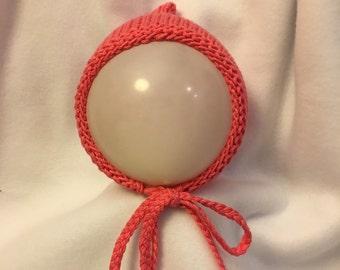 Basic knit pixie hat for babies/kids