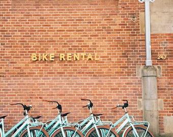 Bike Rental | Amsterdam Street Photography Download