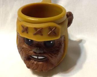 Star Wars Ewok Plastic Mug