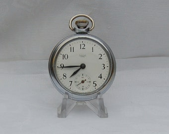 Smiths Vintage Pocket Watch.  Made in Great Britian.