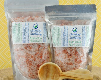 Cleanse & Upllift Bath Salts
