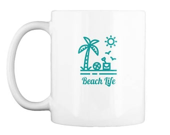 Palm Tree Beach Life