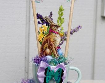 Easter Decoration Centerpiece Ornament