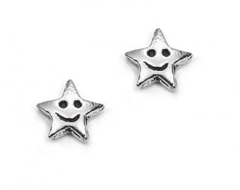 Earrings Small Star