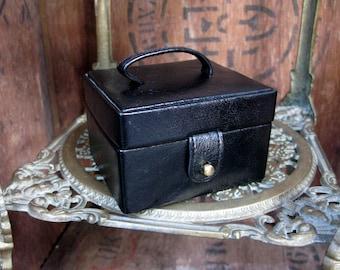 Leather Jewellery Box, Jewellery Case, Leather Jewelry Box, Leather Trinket Box, Ring Box, Jewellery Case, Jewellery Box, Jewelry Box