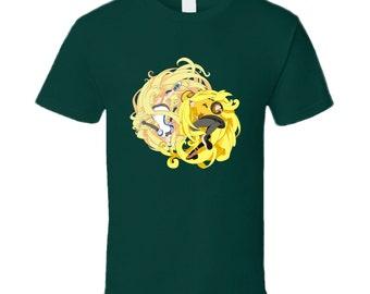 Guilty Gear XX / X2 / Xrd - Millia Rage - Forest Green T-Shirt