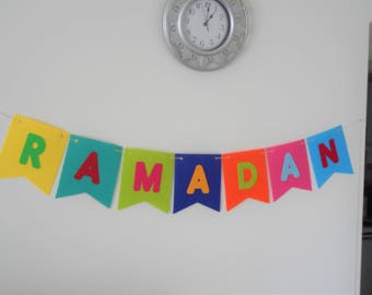 Ramadan decorations, Ramadan Decor, Ramadan Banner