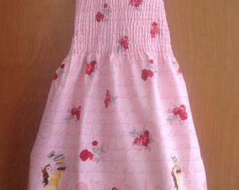 Disney Belle girls sundress