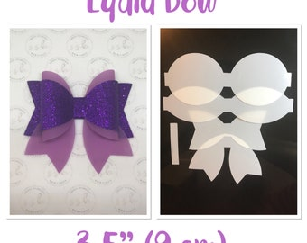 Lydia Bow Template 3.5"