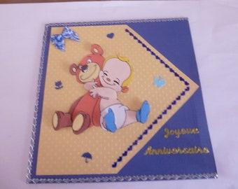 201889 child birthday card