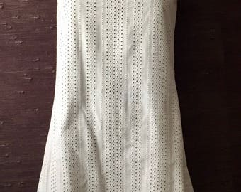 THEORY white DRESS from HARRODS size small