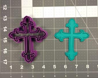 Cross 108 Cookie Cutter